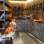 BROWN BAKERY -