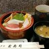 玉寿司 - 料理写真:ちらし(ランチ)