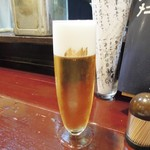 アジト - ビール