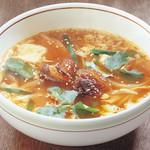 焼肉 宝島 - カルビスープ