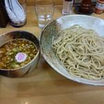 麺屋 楓華 - つけ麺中盛 温盛