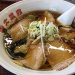 86229402 - 醤油チャーシュー麺
