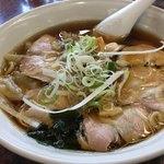 86229405 - チャーシューワンタン麺