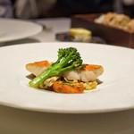 レストラン リューズ - ☆金目鯛、蛤