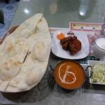 パキスタン・アラビアン・インド料理 デラ - Cセット チキンジンジャー