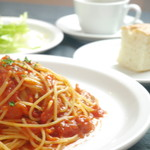 パスタランチ日替わりスパゲッティ