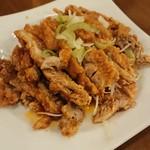 香香飯店 - 油淋鶏