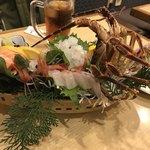 磯魚・イセエビ料理 ふる里 -