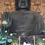 にぼしこいし - 大仏様(盧舎那仏)