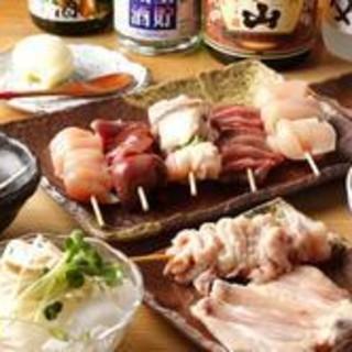 飲み放題付コースが4500円、クーポンを使うと4000円に!!