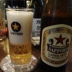 86243871 - 中瓶ビール
