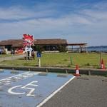 漁港食堂 だいぼ - 建物全景