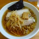 琴壱 - 料理写真:中華そば680円