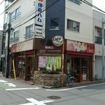 中島屋精肉店 - 野方の商店街ですよ