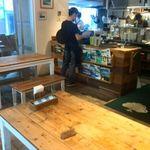 BONDI CAFE YOYOGI BEACH PARK - 店内