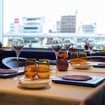 ナベノ-イズム - テーブル席