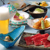 日本料理 みつき - 料理写真:<7・8月限定> 2時間飲み放題付き『和のビアプラン』