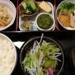 旬菜‐小豆 - 日替りランチ 700円