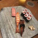 日本料理 「十二颯」 - 寿司