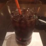 サンマルクカフェ - アイスコーヒーS 200円