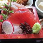 日本橋 墨之栄 - 刺身小鉢