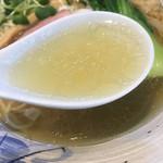 メンドコロ キナリ - Ra-men 汐のスープ