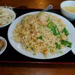 廣源軒 - エビ炒飯