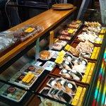京都 錦 中央米穀 - おいしそうなおむすび