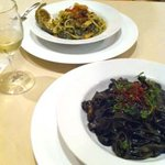プチラパン - 料理写真:パスタ2種類