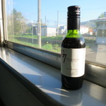 時代屋 - 帰りの列車内ではセコマのワイン(2018年5月)