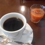 KAKO - ホットコーヒー&野菜ジュース