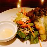 モンスーンカフェ - キヌアサラダ