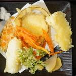 真夢農和 - 野菜天ぷら