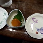 生駒 - 黄身の味噌漬け