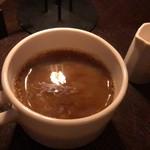ザ・コンダーハウス - コーヒー