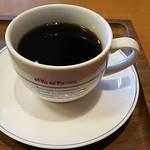 ヴィ・ド・フランス - コーヒー