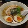 屋台屋 - 料理写真:玉子セット麺