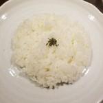 sapporosu-pukare-semmontenesupa-itou - ライス小盛50円引き