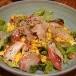 吾空 - 海鮮サラダ