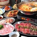 ホルモン大和 - 料理写真:お得なコースプランもご用意しています。