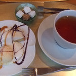 Spuma Dining Dessert -