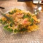 中華銘菜 慶 - ジェンメンメキにカキマゼテー©️ナイルレストラン