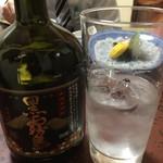 86265068 - 焼酎ボトル:黒霧島
