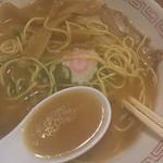中華そば 味 -