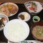 Komatsu - 日替わり定食 800円