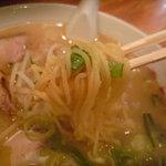 薩摩っ子ラーメン - ☆ちゅるっと美味しく…パワフルな味わいです(*^。^*)☆