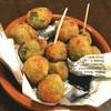 アクア チプレッソ - 料理写真:オリーブの肉詰め