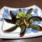 日本橋焼餃子 - 単品でピータン