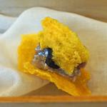 サンプリシテ - 鰯と生姜のコンフィ