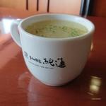 カレーナンハウス - スープ